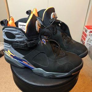 Jordan 8's Retro Phoenix Suns